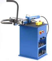 Electric bending machine / motorized / for tubes