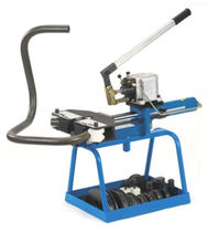 Hydraulic bender / manual / for tubes
