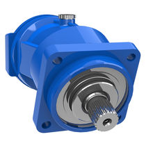 Hydraulic axial piston pump / bent-axis / fixed-displacement / hydrostatic