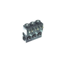Pilot-operated solenoid valve / 3/2 / NC / for potable water