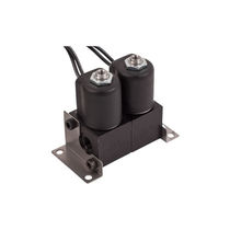 Pilot-operated solenoid valve / 3-way / NO / NC