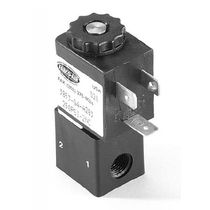 Pilot-operated solenoid valve / 3/2-way / NO / NC