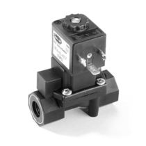 Direct-operated solenoid valve / 2-way / NO / NC