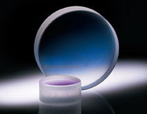 Optical mirror / round / fused silica / diode laser