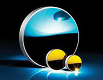 Optical mirror / flat / spherical / concave