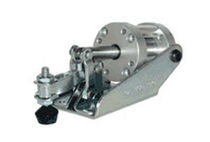 Pneumatic clamp / compact