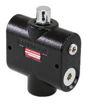 Poppet relief valve / hydraulic