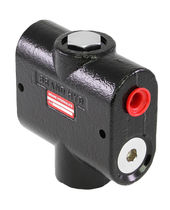 Hydraulic check valve / piloted / compact