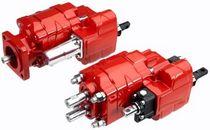 External-gear pump / large / drain