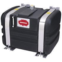 Liquid tank / polyethylene / storage / horizontal