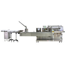 Vertical cartoner / for the cosmetics industry / dairy products / for confectionery products