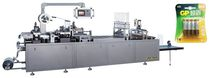 Roll-fed thermoformer / for packaging / automated