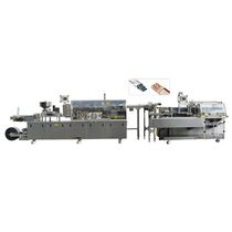 Blister packaging line