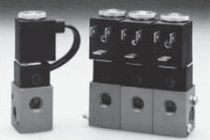 Direct-operated solenoid valve / 3-way / NC / air