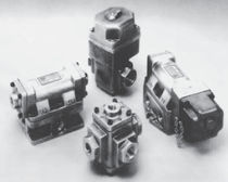 Directional solenoid valve / air / for natural gas / 4-way
