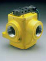 Pilot-operated solenoid valve / 2/2-way / air / for high flow rates