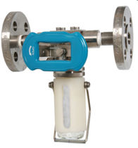 Liquid sampler / in-line