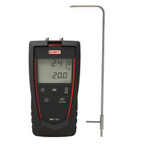 Digital pressure gauge / electronic / for air / calibration