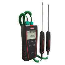 Digital thermometer / thermocouple / portable