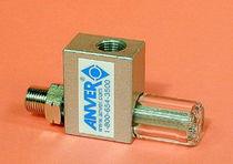 Vacuum filter / for liquid / for vacuum