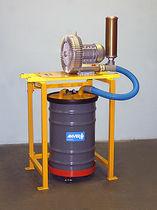 Air filter / drum / vacuum