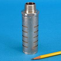 Exhaust muffler / plastic