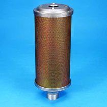 Exhaust muffler / aluminum / steel