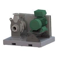Rotor-stator homogenizer / batch / not specified