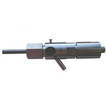 Abrasive water-jet cutting head / high-pressure