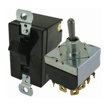Lever switch / single-pole / electromechanical / heavy-duty