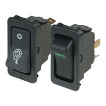 Rocker switch / single-pole / electromechanical / heavy-duty