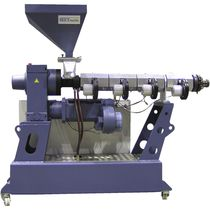 Single-screw extruder / smooth bore