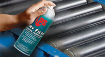 Dry lubricant spray / multi-use / non-flammable / silicone