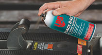 Dry lubricant spray / multi-use / silicone