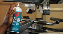 Dry lubricant spray / for metal / multi-use / silicone