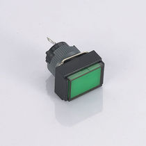 Steady indicator light / IP65 / rectangular