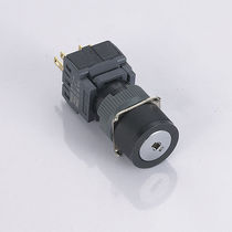 Key lock switch / single-pole / key type / IP65