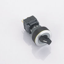 Selector switch / SPDT / plastic / watertight