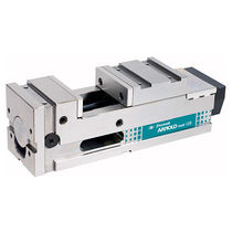 Grinding machine vise / hydraulic / vertical / horizontal