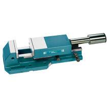 Machine tool vise / pneumatic / horizontal / high-pressure