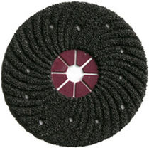 Abrasive disc / silicon carbide / surface treatment / for stone
