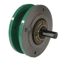 Centrifugal brake / mechanical / shaft-mounted / failsafe