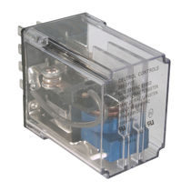 DC electromechanical relay / AC / power / surface-mount