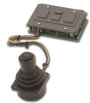 Inductive joystick / NEMA 4 / rugged / USB