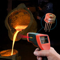 Thermopile infrared sensor / for portable infrared thermometer