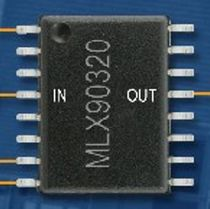 Sensor interface ASIC