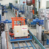 Automatic assembly line / control
