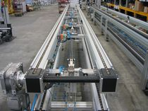 Chain conveyor / handling / transport / horizontal