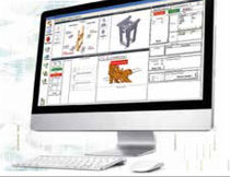 Warehouse management (WMS) software / real-time / automated