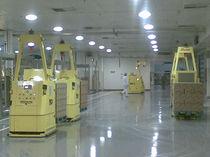 Electric forklift / AGV / for warehouses / handling